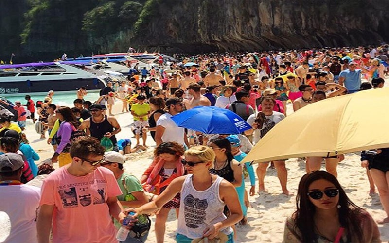 Reasons why there is Tourist Boom in Thailand