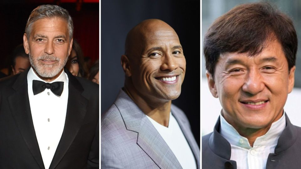 Highest-Grossing Movie Stars