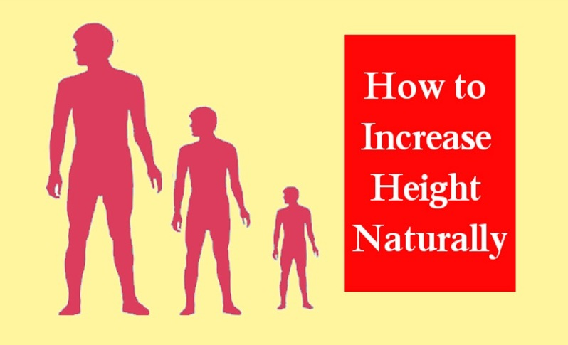 How to Increase Height in a Natural Way