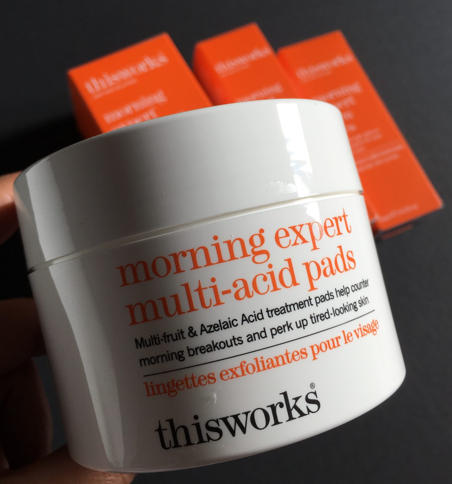 Morning Expert Multi Acid Pads