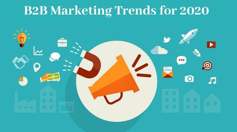 6 Effective B2B Marketing trends for 2020