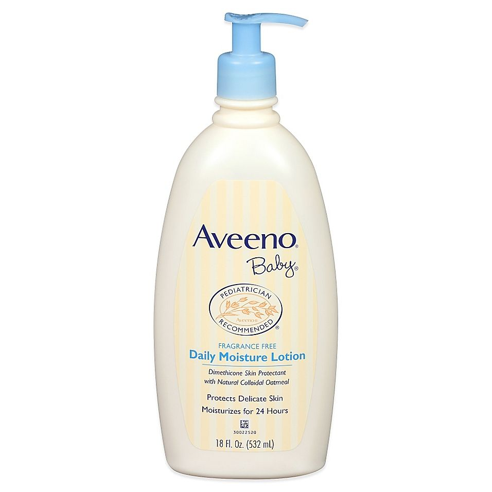 Aveeno Baby Daily Moisturizing Lotion for your Delicate Skin