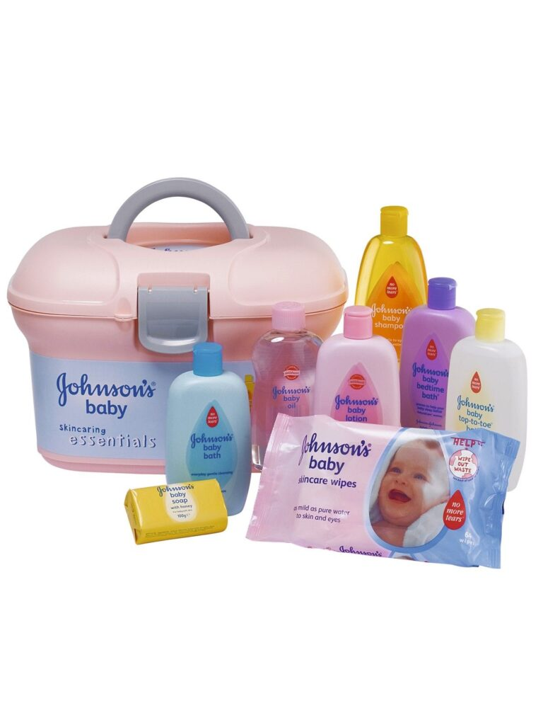 Johnson and Johnson Complete body wash